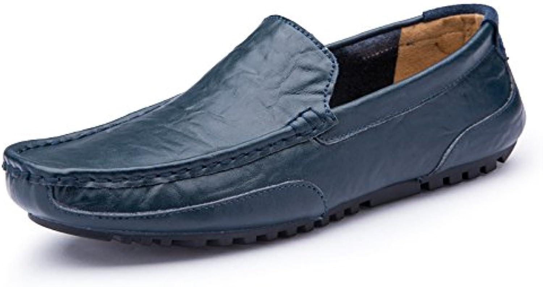 LOVDRAM Men'S shoes New Men'S Casual shoes Fashion Wild Driving shoes Comfortable Beanie Men'S shoes