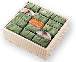 [ 高野街道名産 柿の葉寿司 ] 柿の葉すし(小鯛・鯖・鮭)30個入
