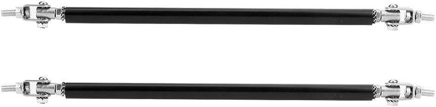 Duokon Corno universale per moto impermeabile 110dB forte 12V 85mm con corna a nido dape cromate kit forte