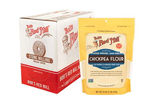 Bob's Red Mill Chickpea Flour, 64 Ounce