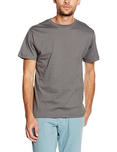 Stedman Apparel Herren Classic-T/ST2000 T-Shirt, Grau (Real Grey), X-Large
