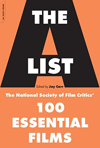 A List: The National Society Of Film Critics' 100 Essential Films (English Edition)