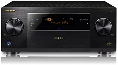 Pioneer SC-79 9.2-Channel Multi-Zone, Networked, Elite Class D3 AV Receiver (Discontinued by Manufacturer)