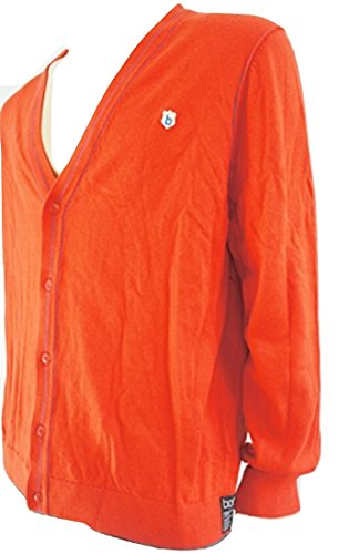 Ted Baker - Gilet - - Uni Homme Orange Orange