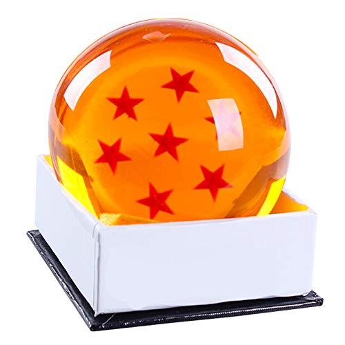PHY Dragon Ball Z 7.6CM Bolas del Dragón Estrellas con Caja de...