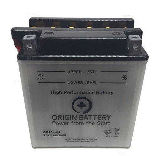 Origin Battery OR10L-A2, Autozone CB10L-A2, Champion 10L-A2 Battery Replacement
