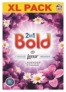 Lavendel und Kamille, 80 Wäschen