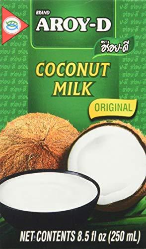 Aroy-D Latte Di Cocco (Uht) 17,5% Di Grassi 36X250 Ml. - 9000 g