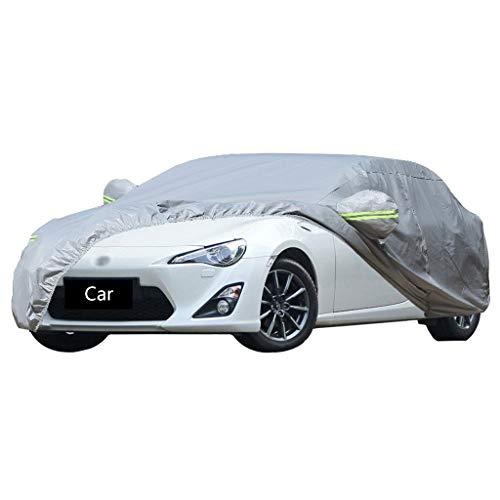 Couverture de voiture Compatible avec Toyota 86 épaississement de voiture de sport vêtements de voiture couverture de voiture écran solaire anti-pluie housse de voiture antipoussière