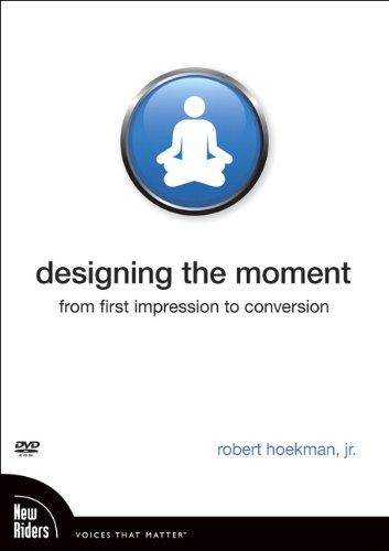 Designing the Moment: From First Impression to Conversion, DVD