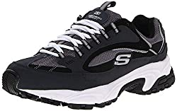 Sketchers Sport Men's Stamina Nuovo Cutback Lace Up Sneaker