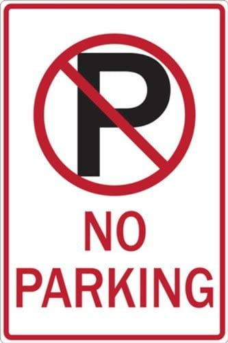 ZING 2465 Eco Parking Max 61% OFF Sign Parking