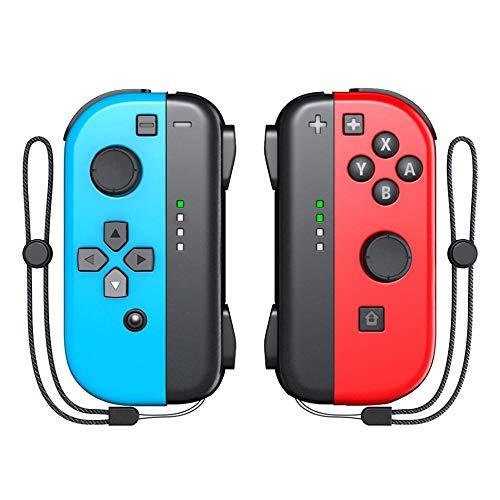 GJZ Controlador Nintendo Wireless Joystick Gamepads