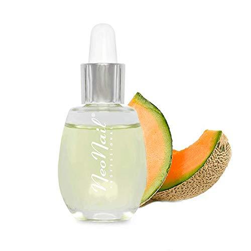 NeoNail Nagelhautöl 15 ml mit Pipette Nail Premium Hautöl verschiedene Dufte Nagelöl Pflege Nagelhautpflege (Nagelöl mit Pipette 15ml - Melone) die beste Qualität Effizient Effektiv