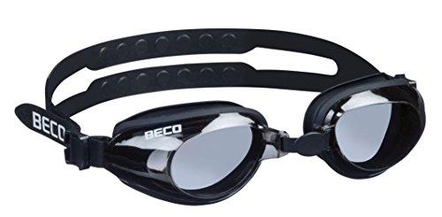 Beco Lima Schwimmbrille Unisex, Schwarz, One Size