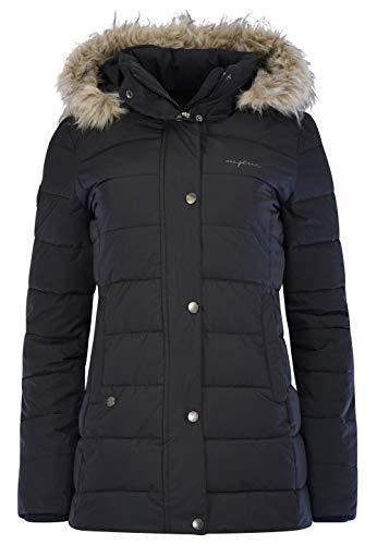 mazine Damen Winterjacke Hazelton schwarz XL