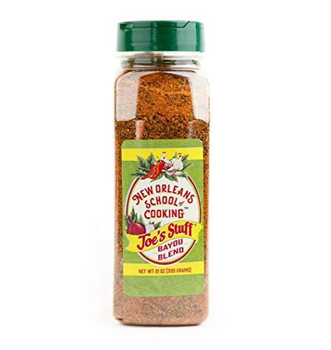 Joe's Stuff Bayou Blend Seasoning From New Orleans (21 Ounce)