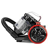 Dihl 800W A Rated 2L Cylinder Vacuum Cleaner Cyclonic Bagless Powerful Lightweight Compact 2.0L HEPA A Rated for Suction