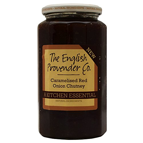 English Provender Co Chutney de cebolla roja caramelizada - 1 x 790gm