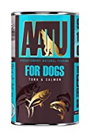 90% TUNA & SALMON, HIGH-PROTEIN DOG FOOD- Our Angus Beef wet food for dogs combines 90% fresh Angus Beef with 10% 'super-8' fruit and veg for a delicious meal your dog will enjoy MADE USING THE 'SUPER-8' FOR VITAL NUTRIENTS- Our AATU dry dog food inc...