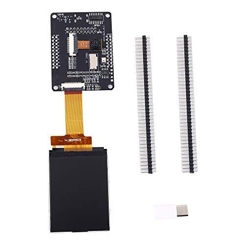 Entwicklungsboard,K210-Entwicklungsboard AI + iOT-Controller-Modul CH340-Treiber OV2640-Kamera mit LCD-Display
