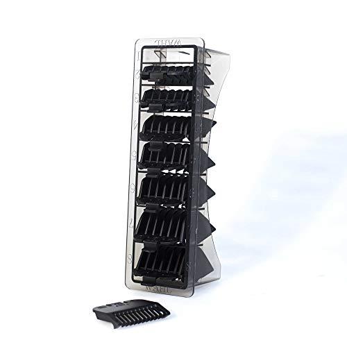Wahl Kunststoff-Kammaufsätze für Standard-Haarschneidemaschine Multi-Cut, schwarz