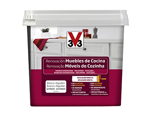 V33 - Reno Muebles de Cocina 750ml Blanco Marfil