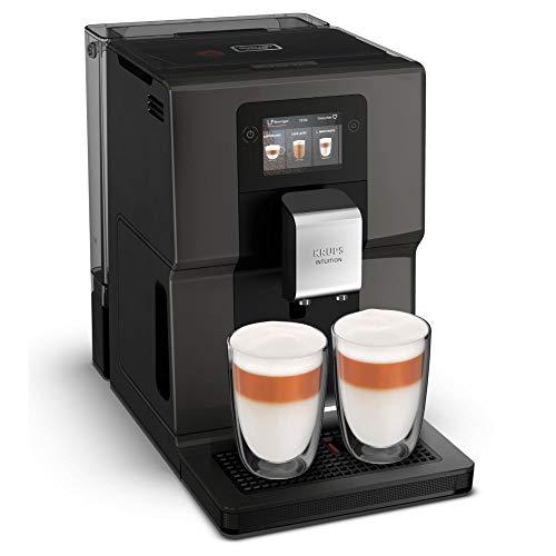 Krups Kaffeevollautomat EA872B Intuition Preference, mit Smartphone-ähnlichem 3,5