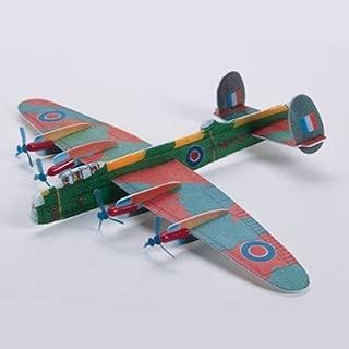 RI Novelty Assorted WWII Plane Gliders - 7.5