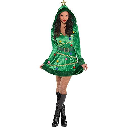 Christmas Tree Dress Costume   Large (10-12)