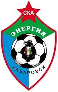 Ska Energiya Khabarovsk - Russia Football Soccer Futbol - Car Sticker - 5