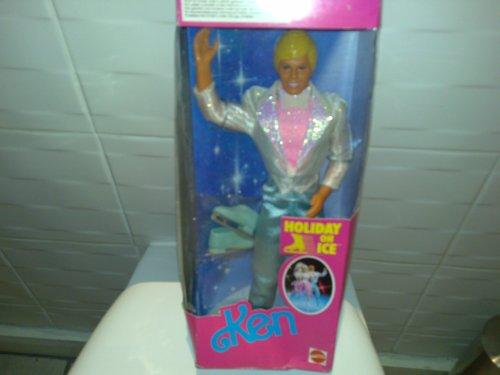 Barbie Ice Capades KEN Doll 50th Anniversary (1989)