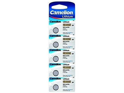 Camelion - CAMELION original cR1225 pile bouton en lithium 3.0 v/mAh