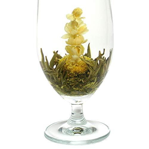 お花が開く幸せ工芸茶 東方美人 500g 55個前後入り 正式検疫品 中国茶葉 花茶 ジャスミン茶葉 ジャスミンティー