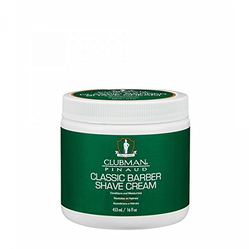 Clubman Pinaud Barber Shave Cream 16 oz. by Clubman