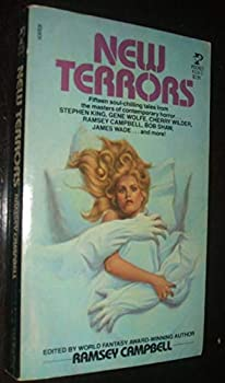 New Terrors 0671531964 Book Cover