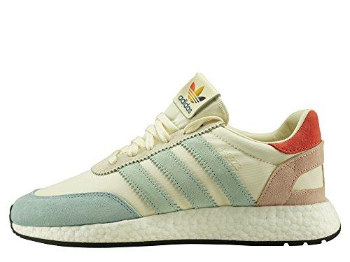 adidas Herren I-5923 Pride Gymnastikschuhe, Weiß (Blacre/Ftwbla/Negbás 000), 45 1/3 EU