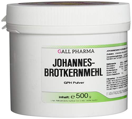 Gall Pharma Johannesbrotkernmehl GPH Pulver, 500 g