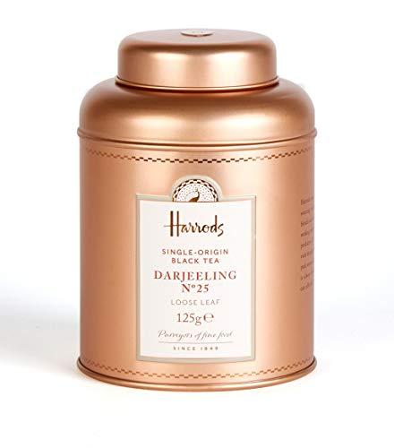 HARRODS of London - Darjeeling No. 25 - 125gr Tin / Dose (Lose blatt)