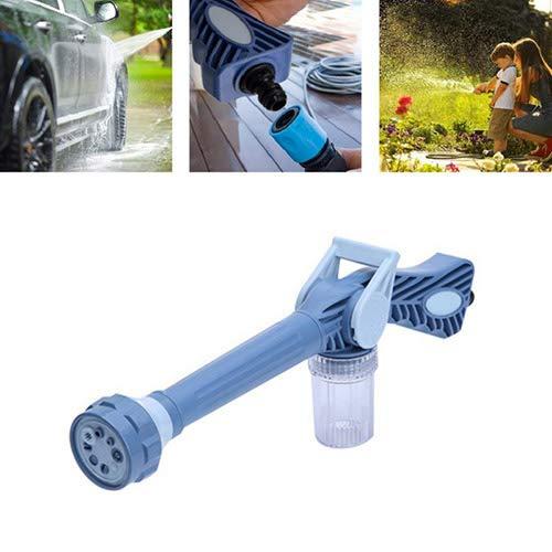 8-in-1 Multi-Functie auto wassen Waterpistool Reinigingsgereedschap voor het wassen van de auto water geven planten douchen Irrigatie Wasmiddelen