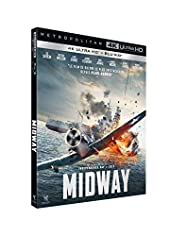Midway [Édition Limitée SteelBook 4K Ultra HD + Blu-Ray]