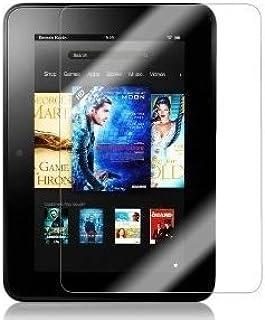 【RIRIYA】Amazon Kindle fire HD7(2014ニューモデル対応)透明クリアータイプ 液晶保護シール スクリーンフィルム 気泡ゼロ 指紋防止「505-0014-01」