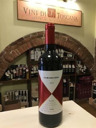 Bolgheri DOC 2012 CAMARCANDA GAJA Lt. 0,750 Vini di Toscana