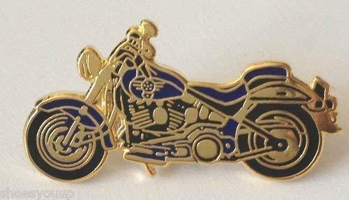 Harley Davidson Super Bike Sport Motorrad Biker Emaille Anstecker