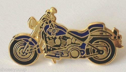 Harley Davidson Super bike Sportfiets Motorbike Biker Emaille Lapel Pin Badge