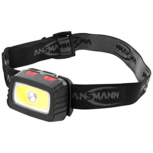 ANSMANN LED Stirnlampe HD200B