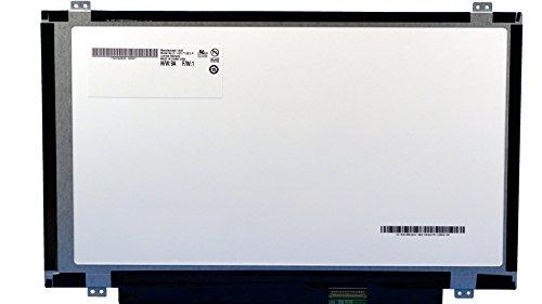 Pantalla LCD WXGA HD LED de repuesto para ordenador portátil Samsung LTN140AT20-T02,...