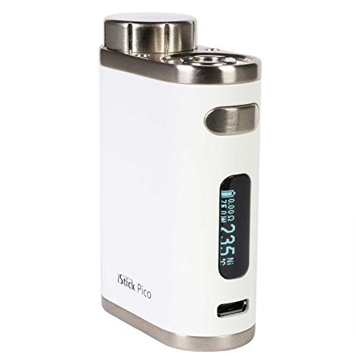 Eleaf iStick Pico MOD 75 Watt, Riccardo e-Zigarette - Akkuträger, weiß