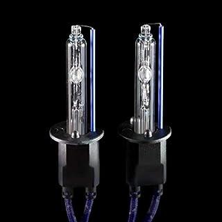 Toby's HID Xenon Bulb Replacement Car Headlights Kit H1 LED Bulb Auto Front Bulb 6000lm Automobiles Headlamp 6000K/3000KHI...