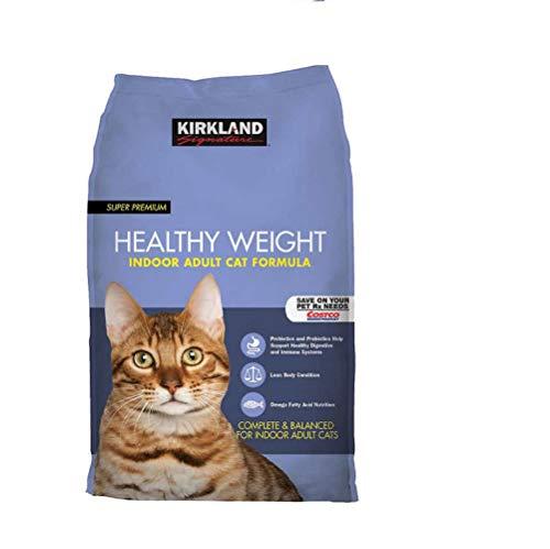 Alimento Super Premium Healthy Weight para gatos adultos de interior Kirkland Signature